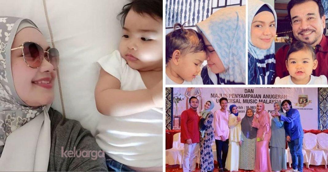 """""""Tak Sangka Allah Jawab Doa Saya Begitu Cepat."""" Siti Nurhaliza Luah rasa terharu, impian Bawa Siti Aafiyah ke Mekah Bakal terlaksana."""