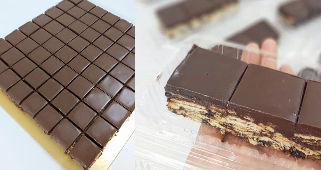 kek batik viral versi biskut lembut macam kek memang sedap dah ramai cuba memang superb keluarga Resepi Kek Guna Gelatin Enak dan Mudah